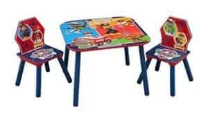 Kindertisch mit Stühlen - Paw Patrol