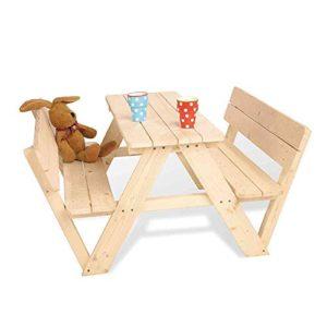 Kindersitzgruppe - Picknicktisch
