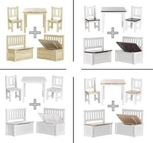 kindertisch mit st hlen die ideale einrichtung f r kinderzimmer. Black Bedroom Furniture Sets. Home Design Ideas
