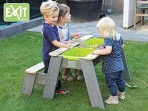 Wasser- und Sandspieltisch für Kinder