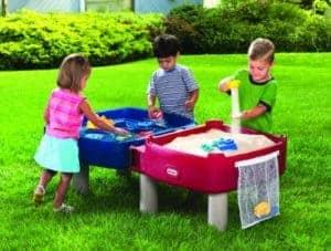 Spieltisch für Kinder - Wasser- und Sandpieltisch
