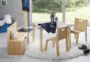 Kindersitzgruppe Holz - Impag