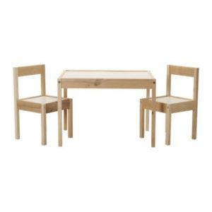 Kindersitzgruppe IKEA Lätt