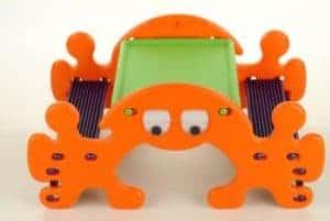 Kindersitzgruppe Kunststoff - Feber 800002895