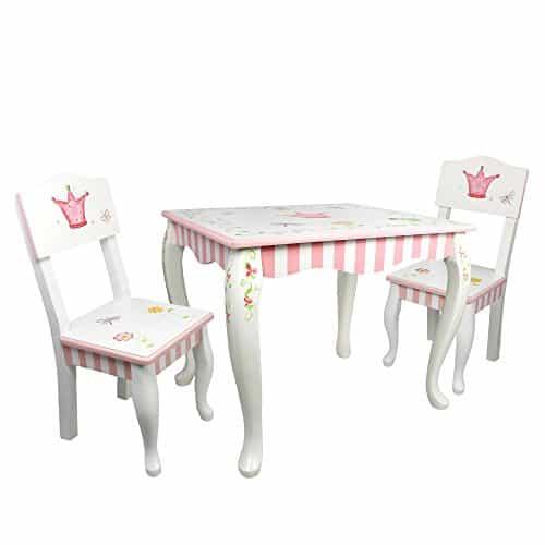 Kindersitzgruppe Kindertisch Und Stuhle Prinzessin