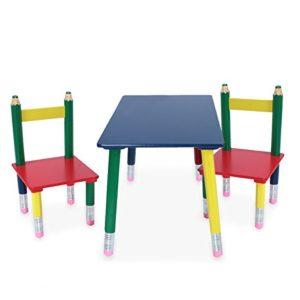 Kindersitzgruppe Buntstift / Bleistift