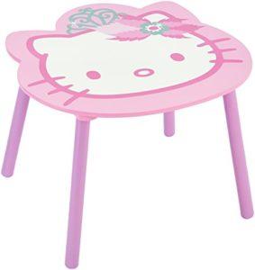 Kindertisch Mächen, Hello Kitty