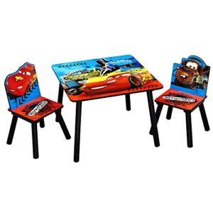 Kindersitzgruppe CARS - Kindertisch mit Stühlen