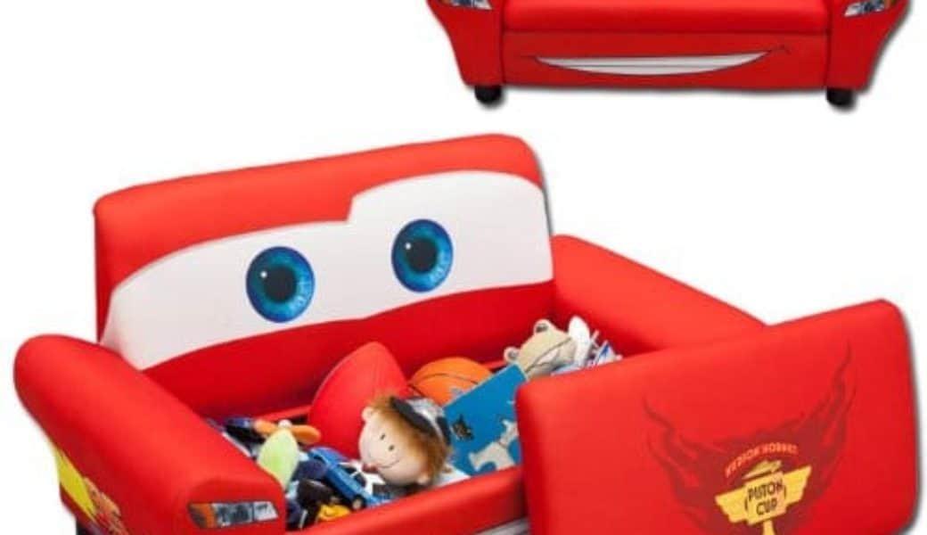 Kindersofa CARS
