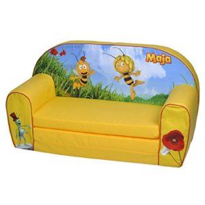 Kindersofa, Kindercouch Biene Maja